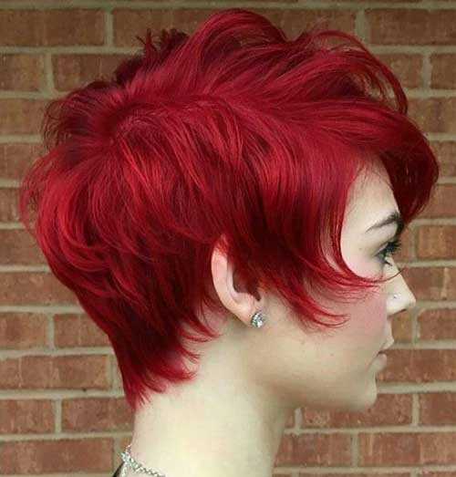 Short Haircuts for Teenage Girls-14