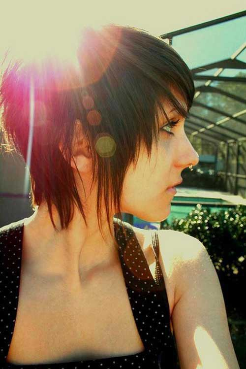 Short Haircuts for Teenage Girls-6