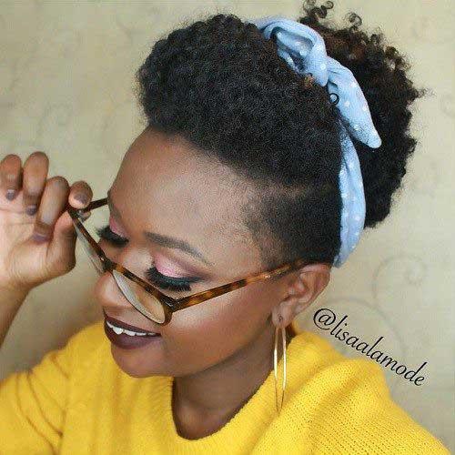 Black Women Short Hairstyles-9