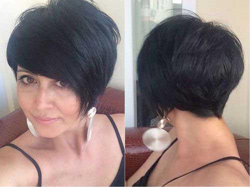Short Haircut for Straight Hair-15