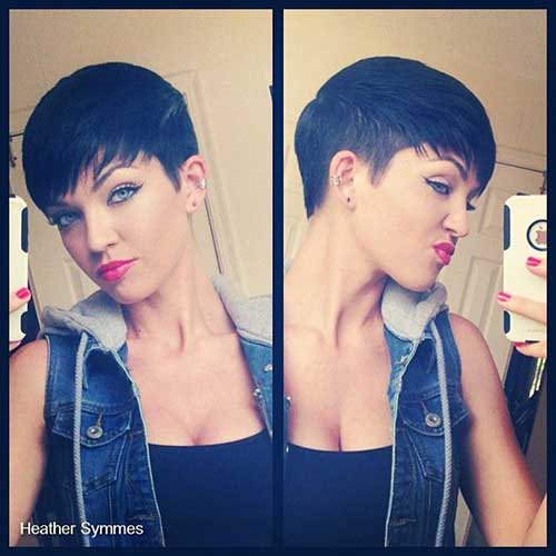 Pictures of Short Haircuts-6