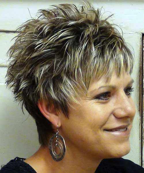 Short Hair for Over 50-6