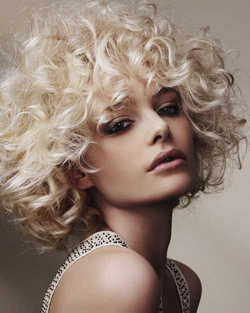 Hairstyles for Medium Short Hair-8