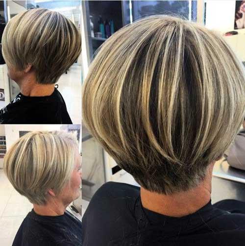 Short Haircut for Straight Hair-9