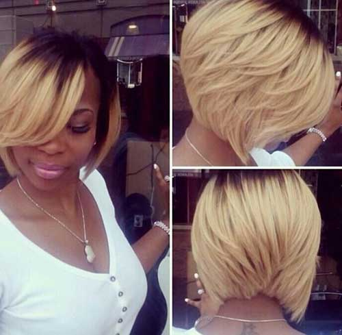 Best Blonde Bob Hairstyles for Black Women