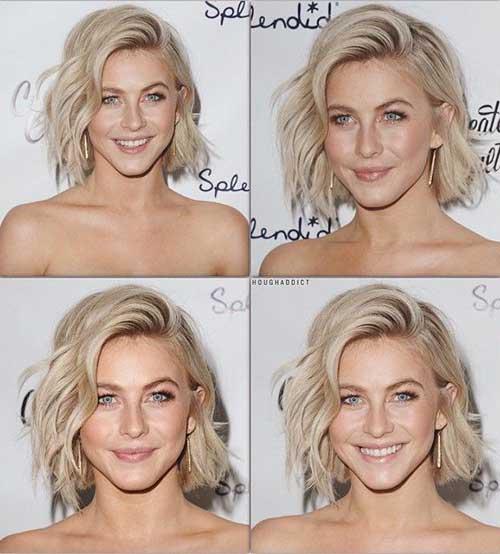 Best Short Blonde Bob Haircuts