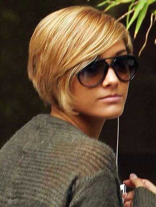 Blonde Bob Hairstyles for Short Haircuts