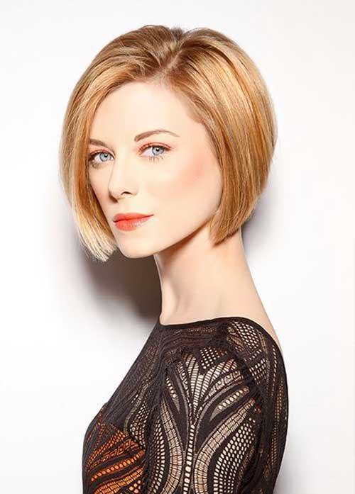 Bob Haircuts for Fine Hair Women