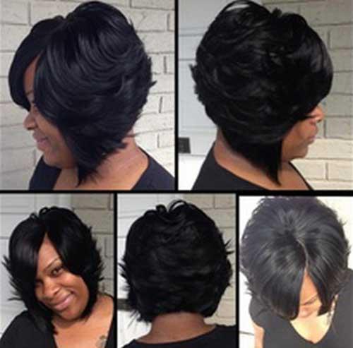 Brilliant Bob Hairstyles For Black Women Short Curly Ltbgthairstyles For Hairstyles For Men Maxibearus