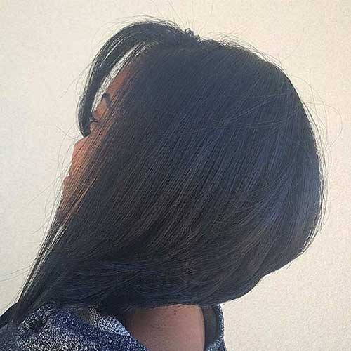 Best Bob Style Thick Hair for Black Women