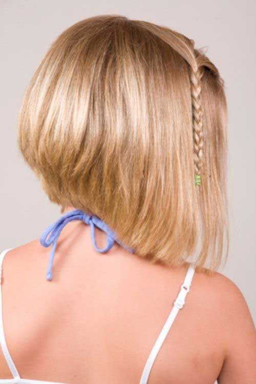 Inverted Bobs for Girls
