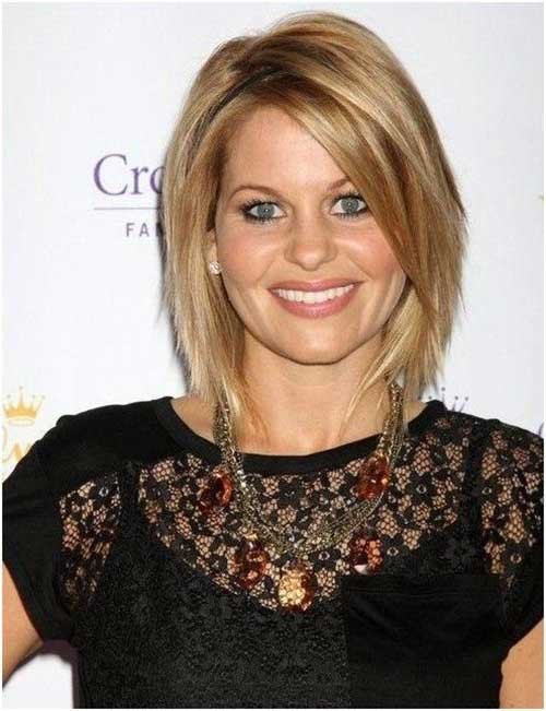 Candace Cameron Short Haircuts for Women