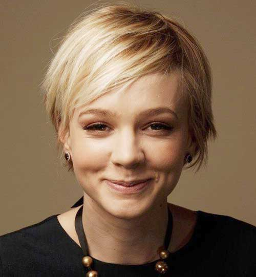 Carey Mulligan Short Haircut Styles