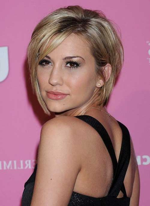 Chelsea Kane Short Haircuts for Women