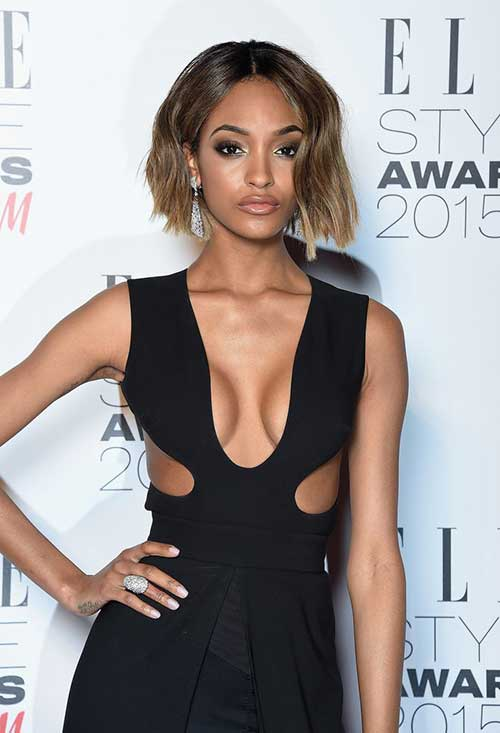 Chic Bob Hairstyles Black Women