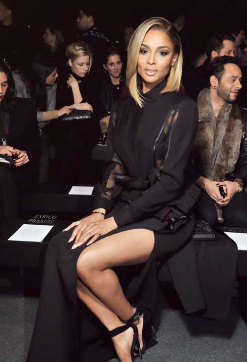 Ciara Bob Hairstyles for Black Women