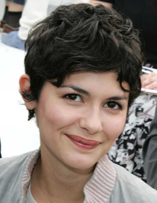Cute Pixie Cuts for Curly Hairstyles