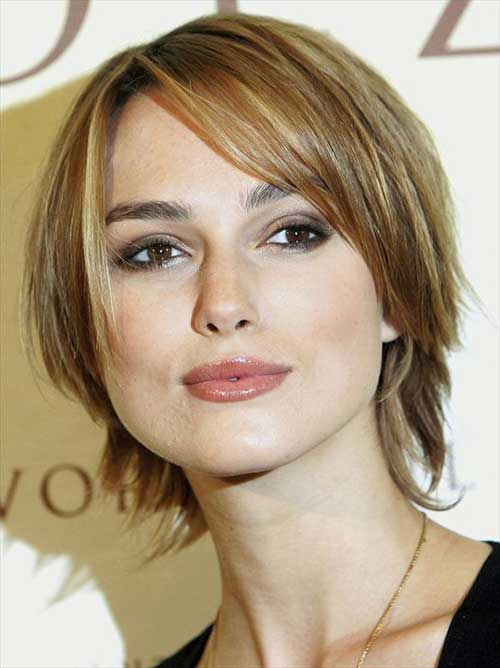 Cute Short Bob For Fine Hair