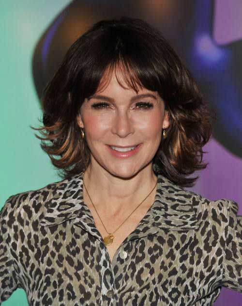 Cute Short Casual Hairstyles for Over 50