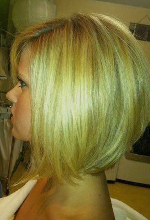 Cute Short Haircuts for Women with Fine Blonde Hair