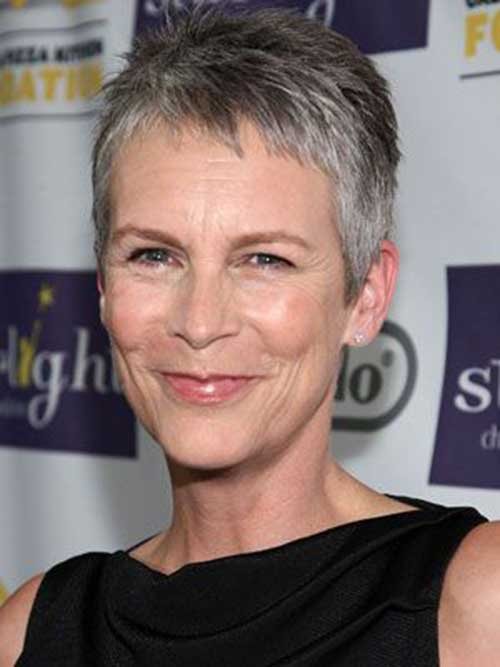 Cute Short Pixie Hairstyles for Women Over 50