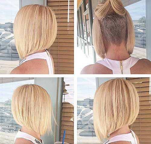 Fine Bob Haircuts for Girls