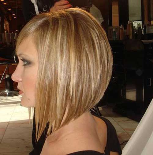 Fine Hair Long Inverted Bob Hairstyles