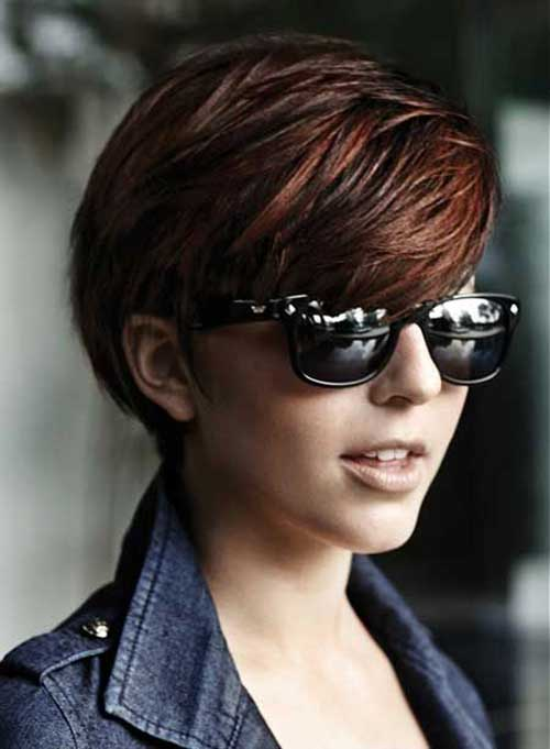 Girls Hairstyles for Short Haircuts