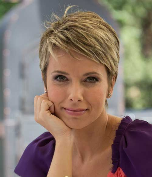 Hairstyles for Super Short Haircuts