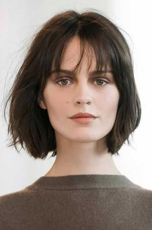 French Hairstyles for for Short Hair
