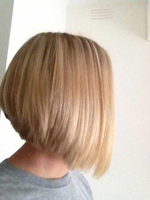Inverted Bob Haircuts for Girls