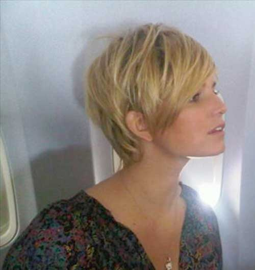 Jessica Simpson Short Haircuts
