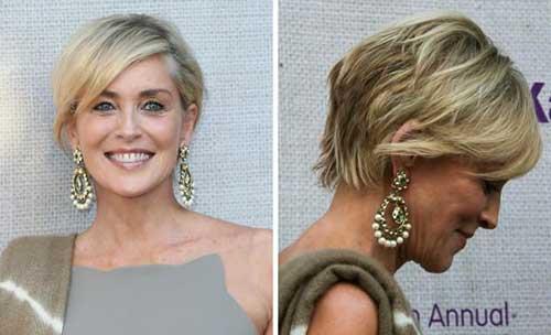 Layered Hairstyles Short Haircuts