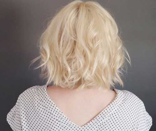 Layered Hairstyles for Short Thick Hair Type