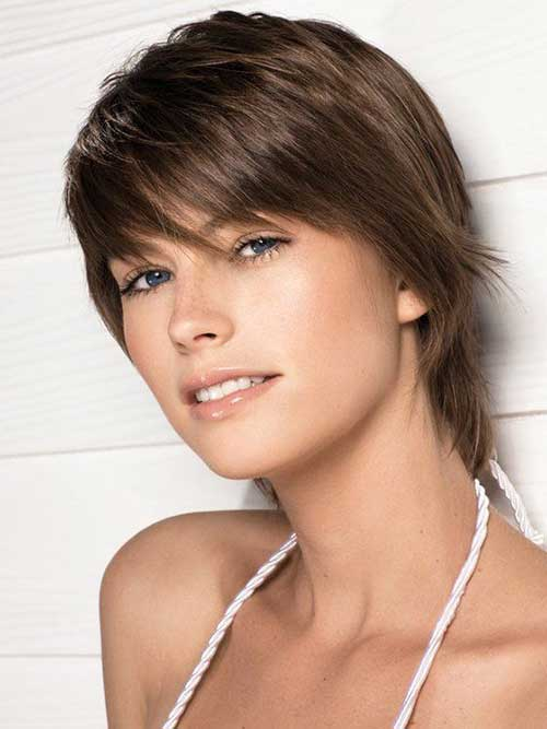 Layered Pixie Hairstyles for Fine Straight Hair