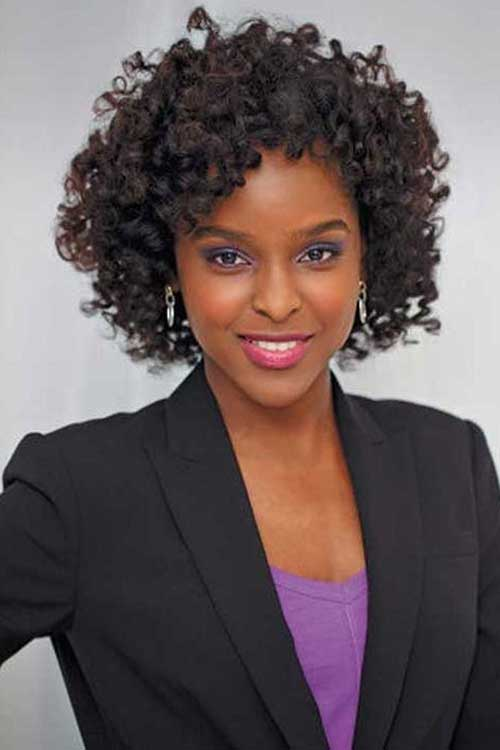 New Natural Bob Hairstyles for Black Women