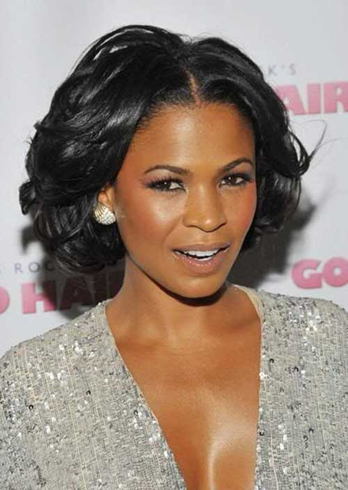 Nia Long Bob Hairstyles for Black Women