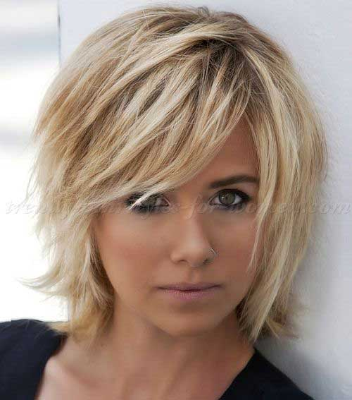 Nice Layered Short Bob Haircuts