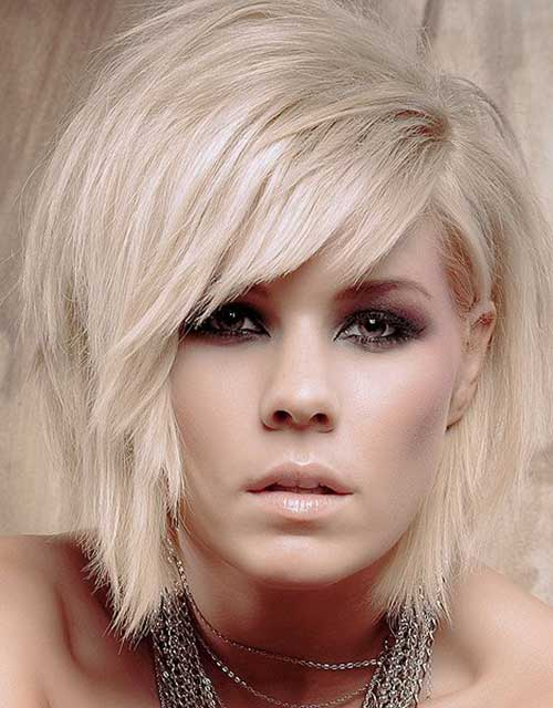 Nice Layered Short Haircuts Ideas