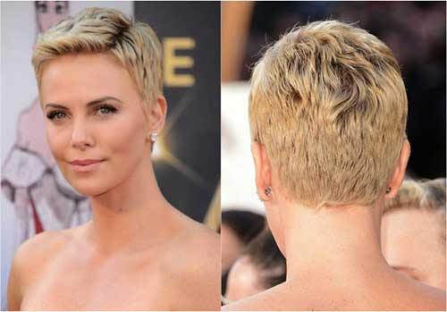 Best Pixie Cut for Oval Face