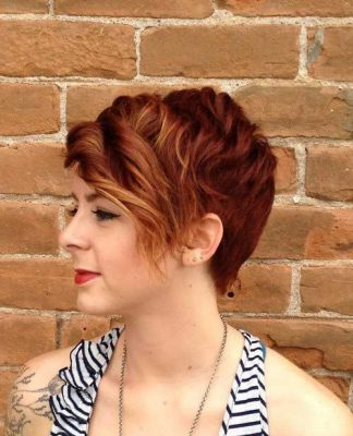 Cool Pixie Cuts for Curly Hair