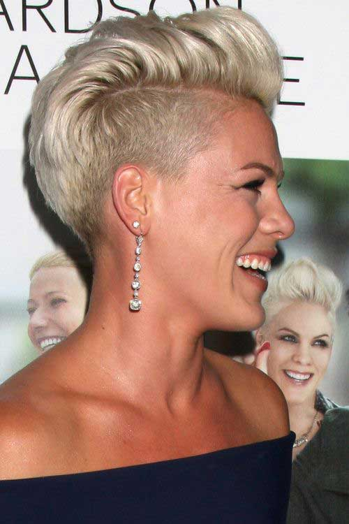 Pixie with Undercut Hairstyles for Women