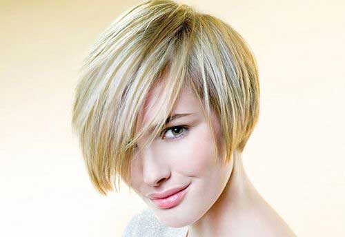 Hairstyles For Straight Short Hair
