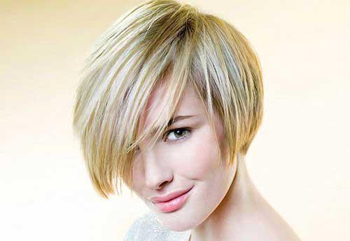 Short Bob Straight Blonde Hair Ideas