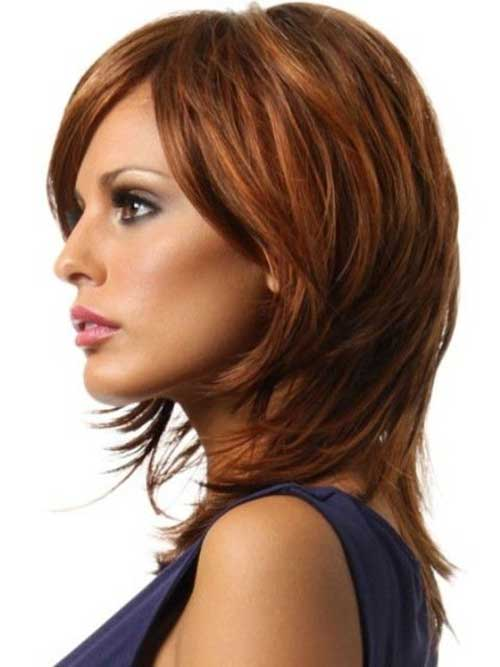 Short Brown Haircuts for Women