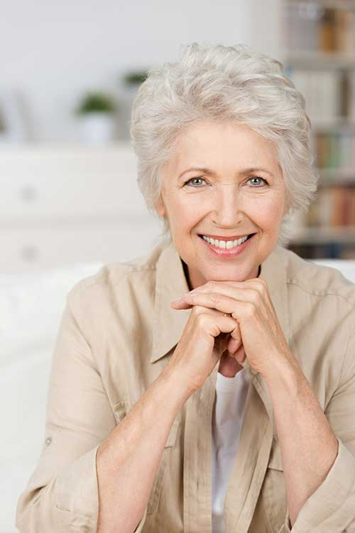 Short Casual Haircuts for Women Over 60
