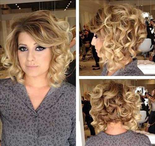 Short Curly Cut Haircuts