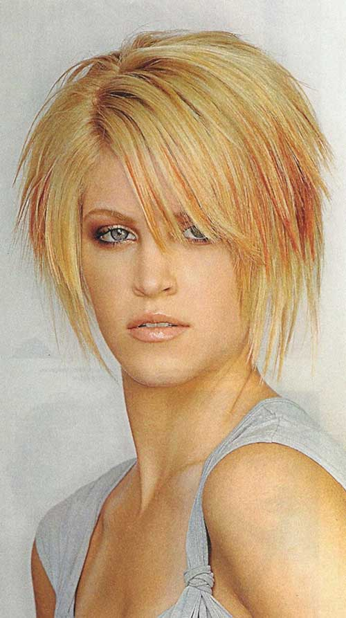Short Hairstyles for Older Women 2014 - 2015  |Edgy Hairstyles 2014