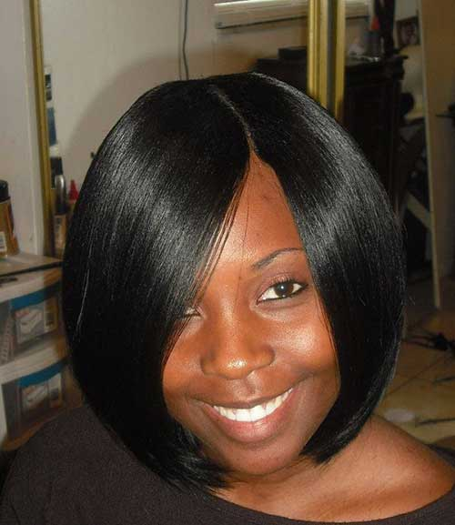 Best Short Fine Bob Hair Weaves for Black Women