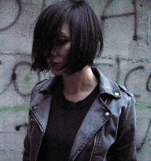Short Girl Haircuts